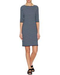 Saint James - Propriano Striped Shift Dress - Lyst