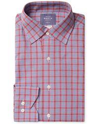 Near North - Glen Plaid Dress Shirt - Lyst