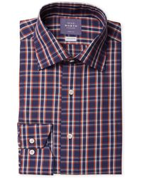 Near North - Plaid Dress Shirt - Lyst