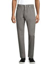 AG Jeans - Graduate Straight Leg Jeans - Lyst