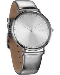 Rumbatime - Soho Metallic Watch - Lyst