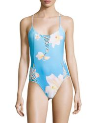 6 Shore Road By Pooja - Lily One Piece Swimsuit - Lyst