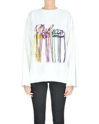 Golden Goose Deluxe Brand - Sweatshirt - Lyst