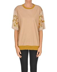 Dries Van Noten - 'hammerly' T-shirt - Lyst