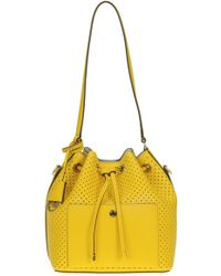 MICHAEL Michael Kors - Greenwich Bucket Bag - Lyst
