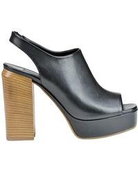 Janet & Janet - Jambo Leather Sandals - Lyst