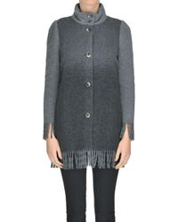 Patrizia Pepe - Wool-blend Cloth Jacket - Lyst