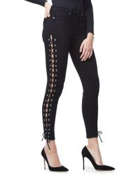 GOOD AMERICAN - Good Legs Lace Up - Lyst