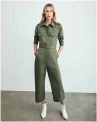 G. Label by goop - Julian Workwear Jumpsuit - Lyst