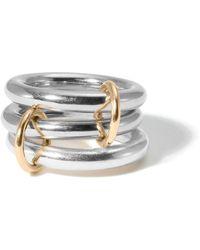 Spinelli Kilcollin - Mercury Ring Earring - Lyst