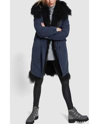 Mr & Mrs Italy - Mongolia Fur Parka - Lyst
