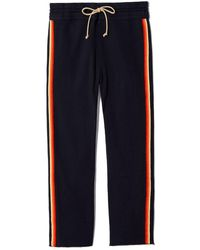 Mother - Slim Gym Fray Joggers - Lyst