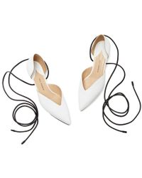 Paul Andrew - Odyssey Tie-up Shoes - Lyst