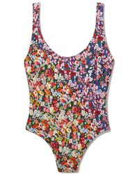 Araks - Harley Floral One-piece Swimsuit - Lyst