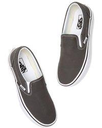 ada6629e897cff Vans - Classic Slip-on Sneakers - Lyst
