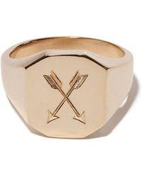 Kim Dunham - Arrow Ring - Lyst