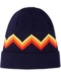 Perfect Moment - Zigzag Beanie - Lyst