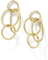 Soko Jewelry - Quad-ring Earrings - Lyst
