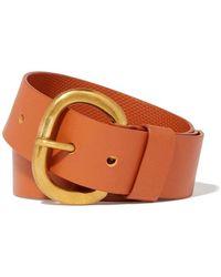 Rachel Comey | Estate Natural-leather Belt | Lyst