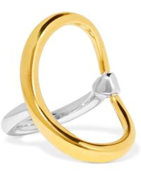 Charlotte Chesnais - Turtle Ring - Lyst