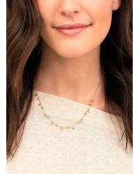 Gorjana & Griffin - Rumi Confetti Adjustable Necklace - Lyst