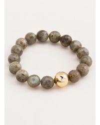 Gorjana & Griffin - Power Gemstone Statement Bracelet For Love - Lyst
