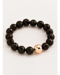 Gorjana & Griffin - Power Gemstone Statement Bracelet For Protection - Lyst