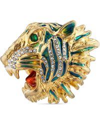 Gucci - Rajah Multi-finger Ring - Lyst