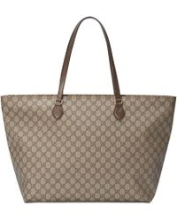 Gucci - Ophidia GG Large Tote - Lyst