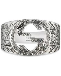 Gucci | Interlocking G Ring | Lyst