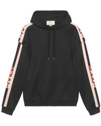 Gucci - Technical Jersey Sweatshirt - Lyst