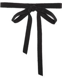 Gucci - Grosgrain Neck Bow - Lyst