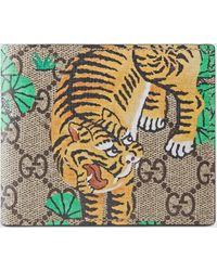 Gucci - Bengal Wallet - Lyst