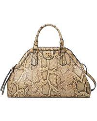 Gucci - Re(belle) Medium Top Handle Bag - Lyst