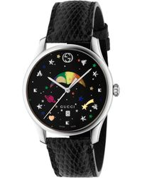 Gucci - G-timeless Moonphase, 36mm - Lyst