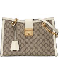 Gucci - Padlock GG Medium Shoulder Bag - Lyst