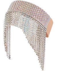 Gucci - Crystal Headpiece - Lyst