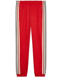 Gucci - Oversize Technical Jersey jogging Pant - Lyst