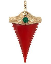 Gucci - Shark Tooth Charm - Lyst