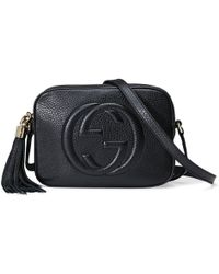 Gucci - Soho Small Leather Disco Bag - Lyst