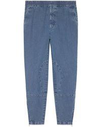 Gucci - Pantalón de Denim de Espiguilla - Lyst