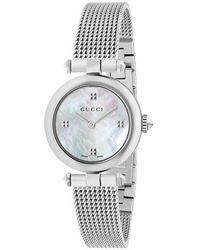 Gucci - Diamantissima Watch, 27mm - Lyst