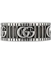 Gucci - Gg Logo Bracelet - Lyst