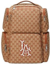 Gucci - Large Backpack With La Angelstm Patch - Lyst