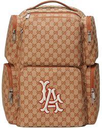 Gucci - Grand sac à dos à empiècement LA AngelsTM - Lyst