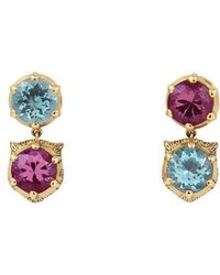 Gucci - Le Marché Des Merveilles Earrings - Lyst
