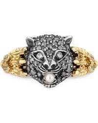 Gucci - Le Marché Des Merveilles Ring - Lyst