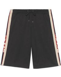 Gucci Technical Jersey Short