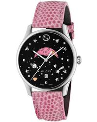 Gucci - G-timeless Moonphase - Lyst