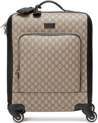 Gucci - GG Supreme Carry-on - Lyst